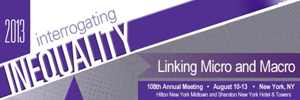Interrogating Inequality Meeting