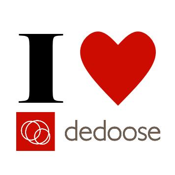 I Heart Dedoose Logo